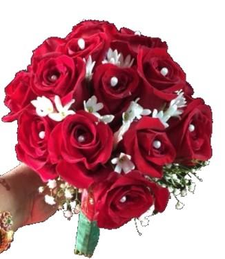 Hand Ties & Bouquets