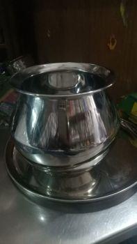 milk vessel-500gms