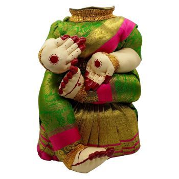 Ammavari Doll without Face