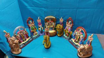 Brahma Utsavam Set