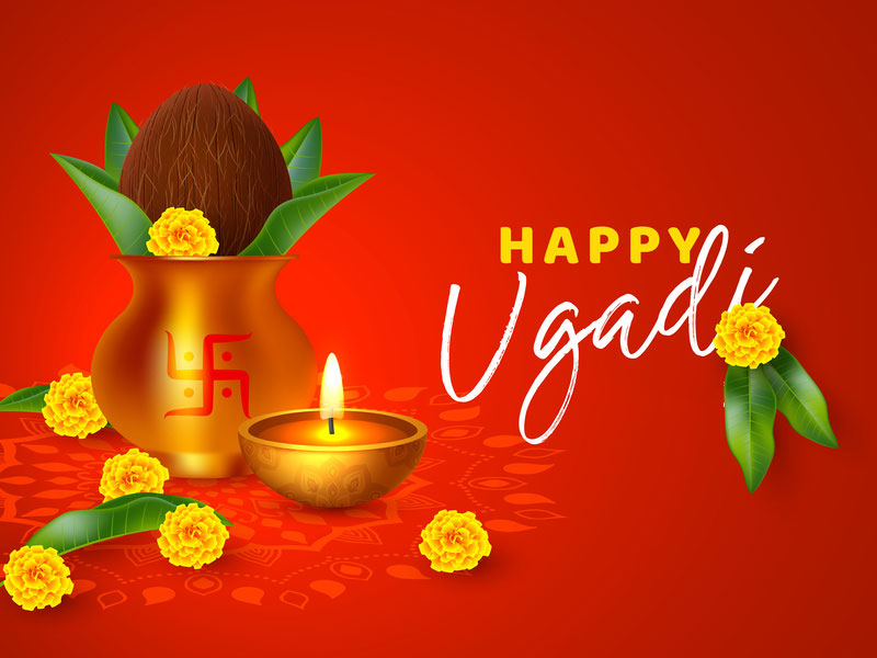 Celebrating Ugadi Festival with Great Enthusiasm and Joy