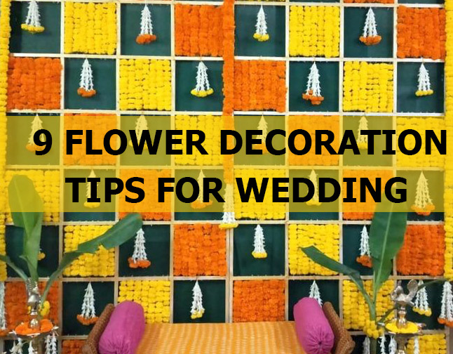 Different Indian wedding decoration ideas