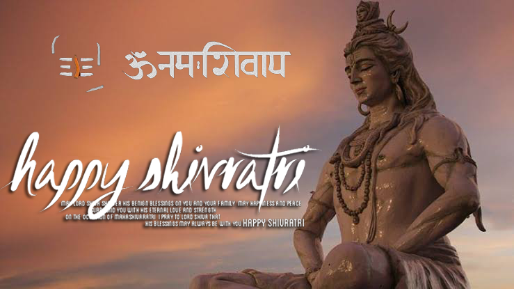 Seeking the blessing of Lord Shiva this Mahashivratri