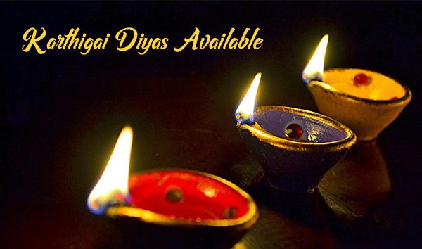 Karthigai Diyas
